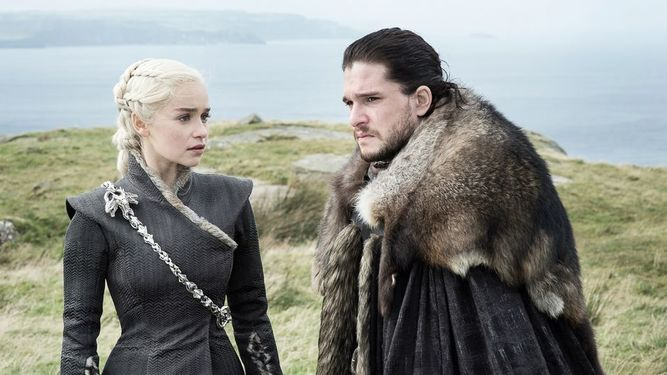 Grabaciones de octava temporada inician en octubre — Game of Thrones