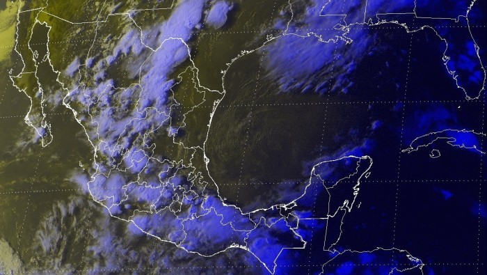 Prevén tormentas fuertes en occidente y sureste