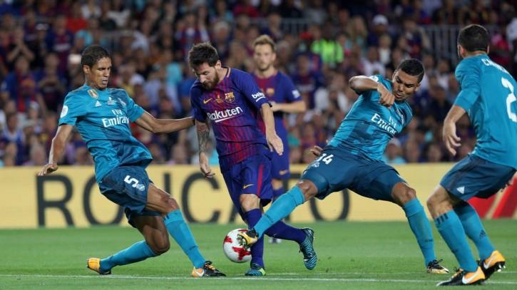 Real madrid vs fc barcelona hora y d nde verlo puente libre for Hora del partido del real madrid