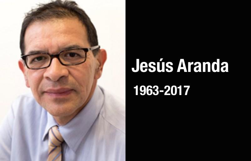Muere Jesús Aranda, reportero de La Jornada
