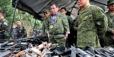 Relacionada duterte narcoguerra filipinas