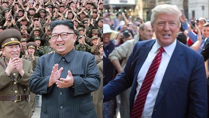 Estados unidos corea del norte trump kim jong un