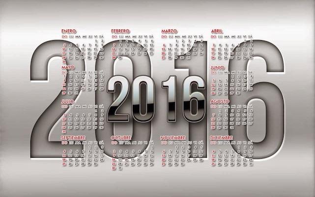"""... """"Dias De Descanso Obligatorio En Mexico 2016"""" – Calendar 2015"""