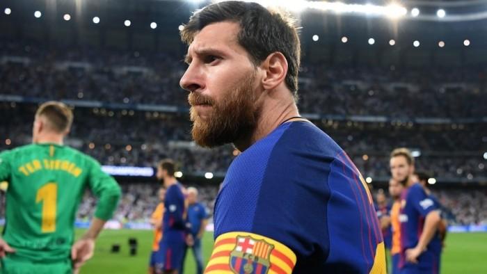 Sentido mensaje de condolencia de Messi por el atentado en Barcelona