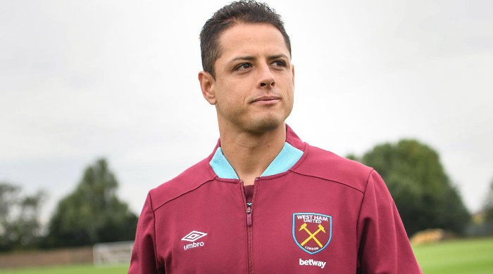 Vídeo: Goles del Chicharito con el West Ham vs Southampton