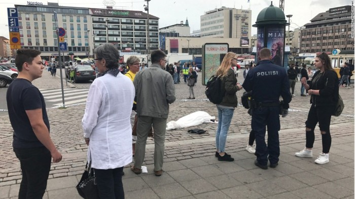 Muere una persona en ciudad finlandesa de Turku — Alemania