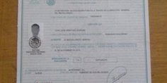 Relacionada certificado preapa