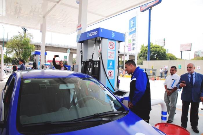 Incursiona gasolinera suiza G500 Network en México