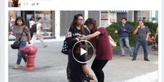 Relacionada video falso