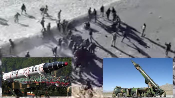 China culpa a La India de choque fronterizo — Sube la tensión