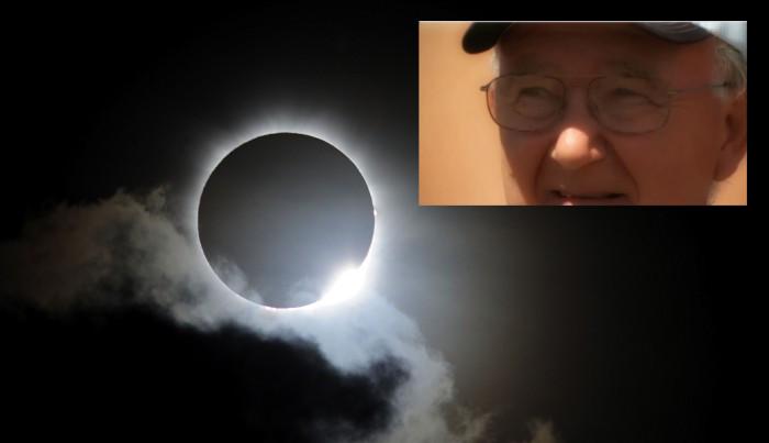 Qu  pasa si ves un eclipse solar