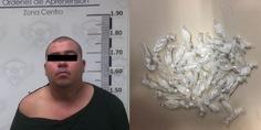 Relacionada detenido narcomenudeo