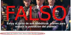 Relacionada discurso putin falso nuevo orden mundial