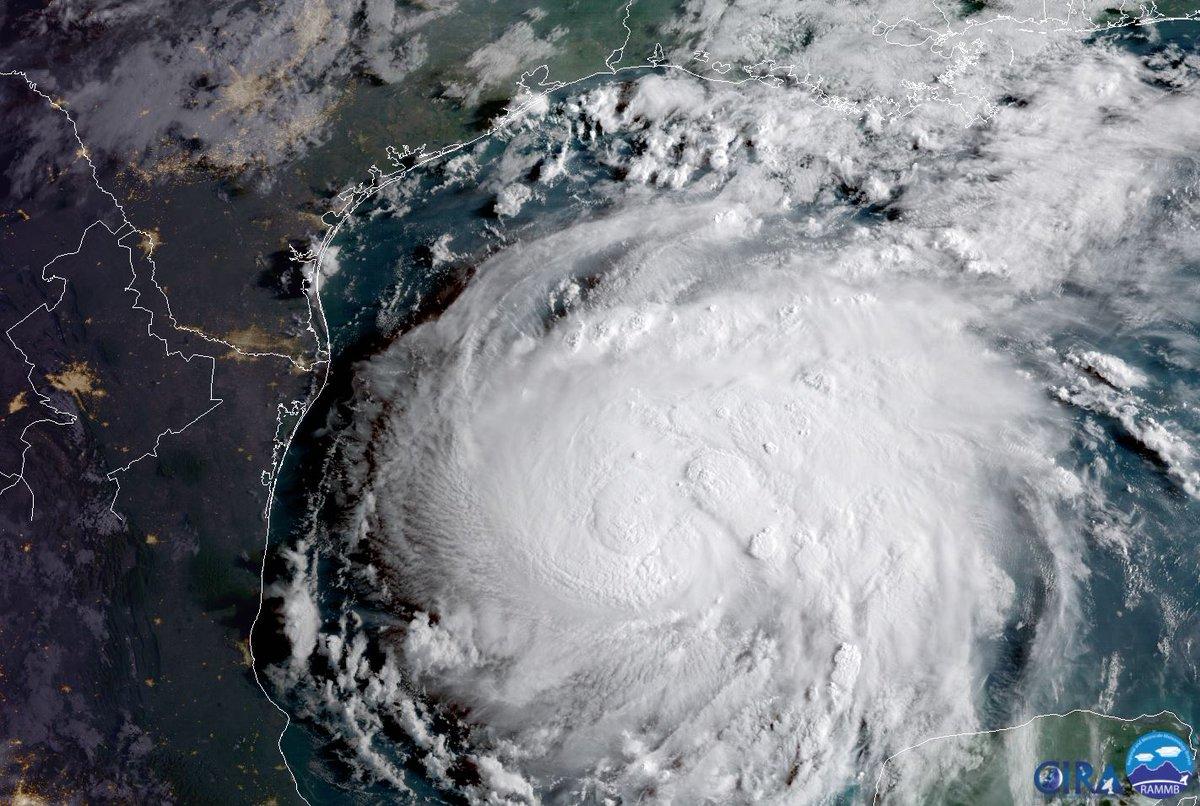 Harvey hurac n