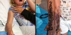 Relacionada tatuaje de henna