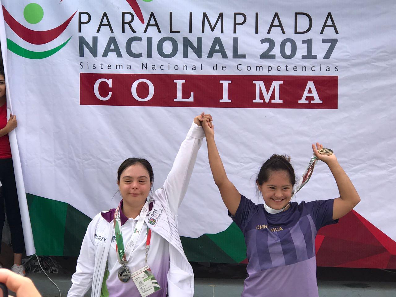 Cae el primer Oro para Michoacán en la Paralimpiada 2017