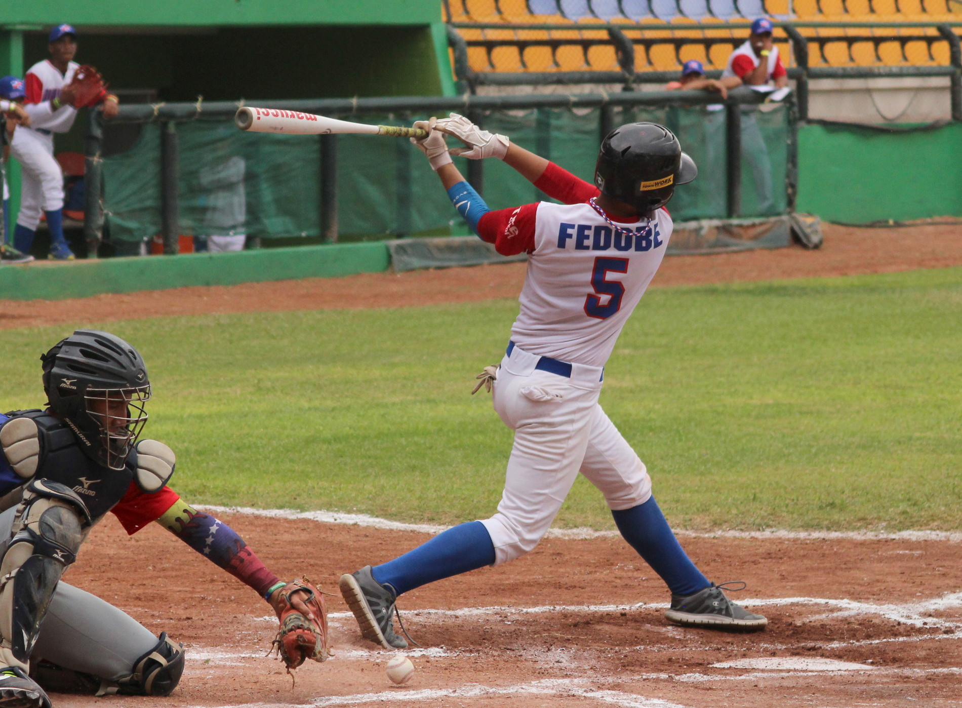 Panamá volvió a lucir gigante a la ofensiva