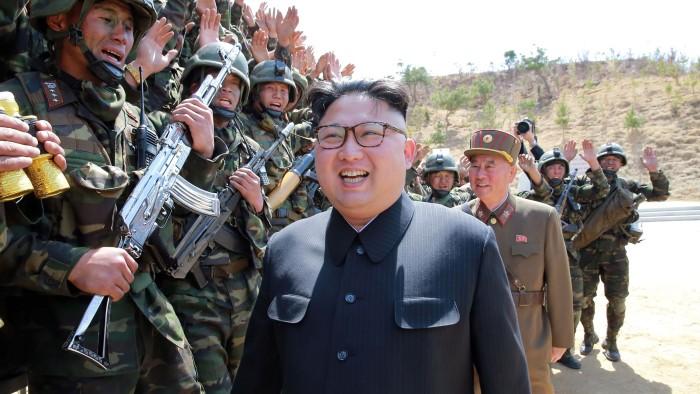 Corea del Norte seguirá lanzando misiles pese a condena mundial