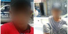Relacionada polici as municipales arrestaron a dos sujetos con siete dosis de cocai na   uno de ellos cuenta con una orden de aprehensio n por robo a mano armada