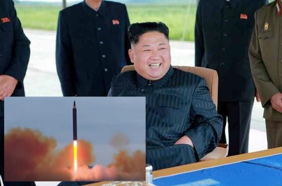 Último ensayo de misil norcoreano preludio ataque