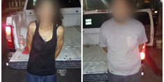 Relacionada polici as municipales detienen a un sujeto y una mujer acusados de cometer un robo en un hotel de la zona centro