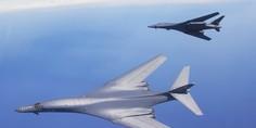 Relacionada patrulla de bombarderos b 1b