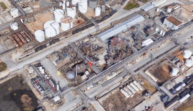Advierten de futura explosión en planta química de Texas
