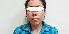 Relacionada captura la aei a mujer acusada del delito de homicidio simple