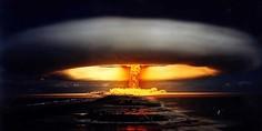 Relacionada bomba de hidrogeno