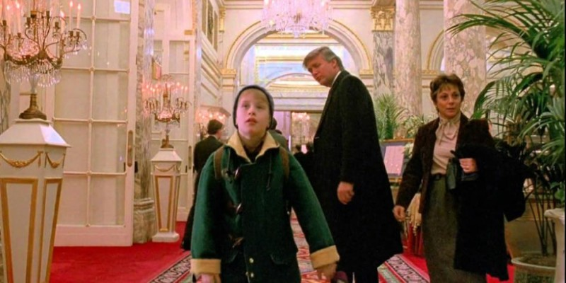 Matt Damon explica por qué Donald Trump aparece en tantas películas