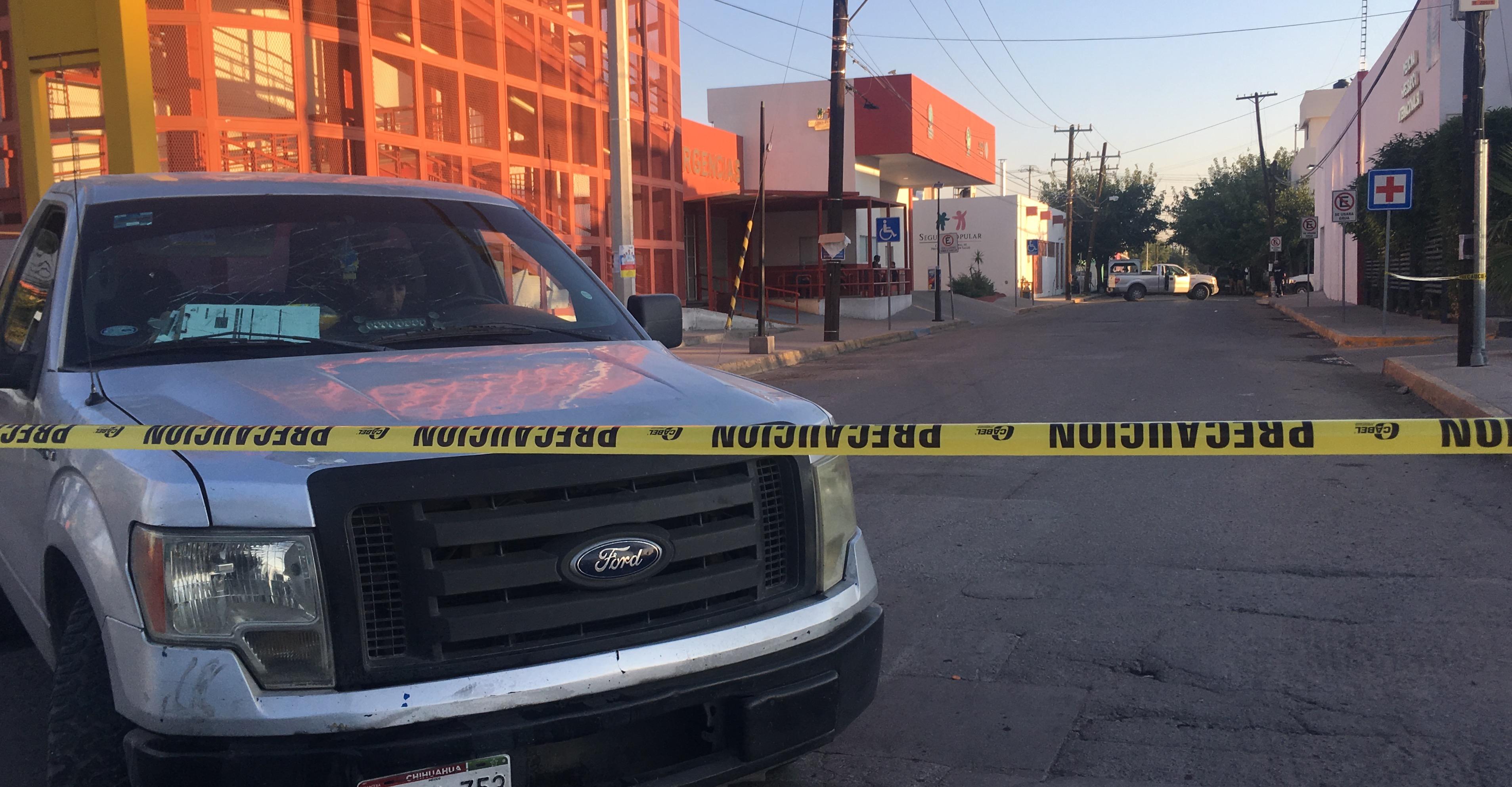 Se enfrentan ministeriales y sicarios, hay una persona muerta en Juárez