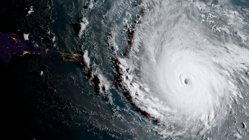 Trayectoria del 'poderoso' huracán 'Irma — En vivo