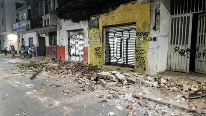 200 sismos fuertes en México entre 2000 y 2017 — MAPA