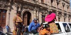 Relacionada campesinos tarahumara