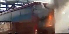 Relacionada incendio camion necaxa