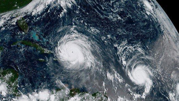 Irma se degrada a depresión tropical