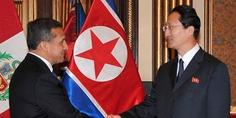 Relacionada per  embajador corea del norte