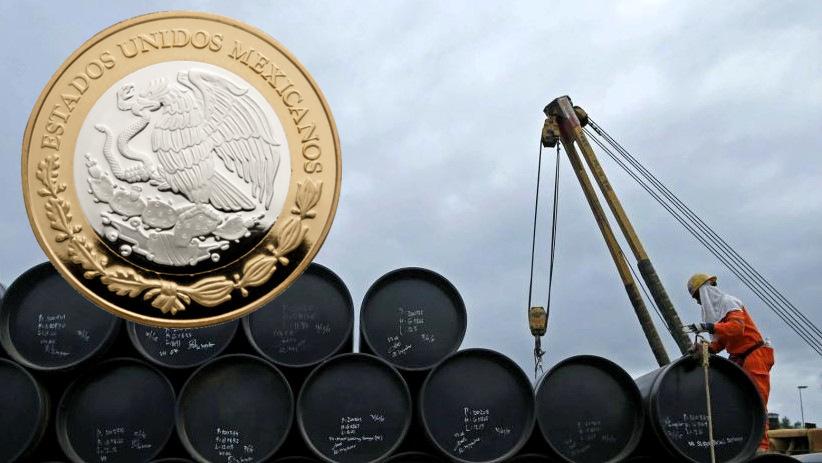 Peso se queda corto pero petroleo lo hace flotar as for Noticias del espectaculo mexicano de hoy