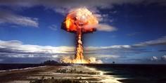 Relacionada nuke explosion