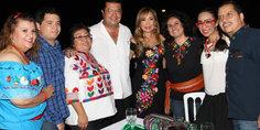Relacionada organizo  el dif la gala mexicana para apoyar a nin os vulnerables