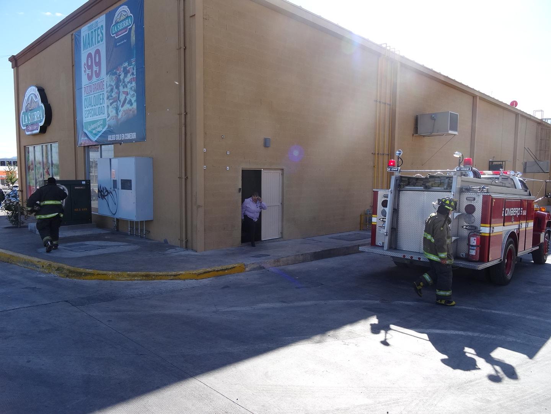 Fuga de gas en cocina de pizzer a la sierra genera for Cocinas de gas ciudad