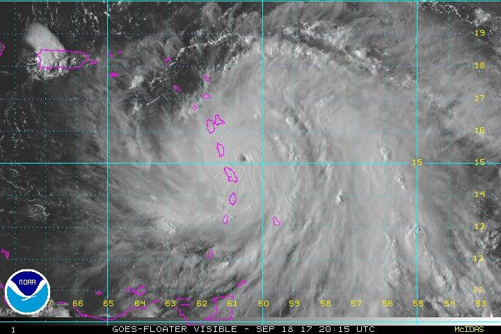 Copa airlines cancela sus vuelos a San Juan por huracán María