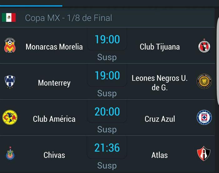 La Liga suspende todos los partidos por el sismo en México