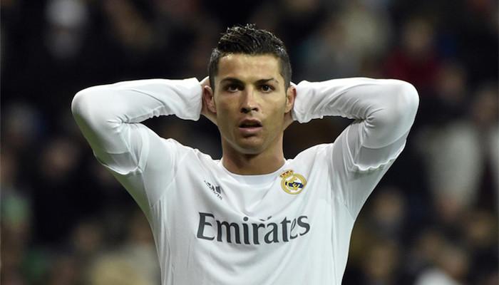 #FOTO Cristiano Ronaldo envía mensaje a México