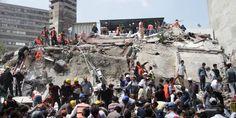 Relacionada rescates sismo