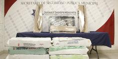 Relacionada cayeron dos de la linea con 253 kilos de marihuana con valor de 700 mp