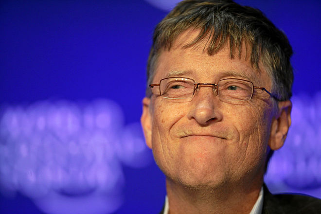 Bill Gates pide perdón por comando en Windows