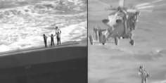 Relacionada rescate barco puerto rico
