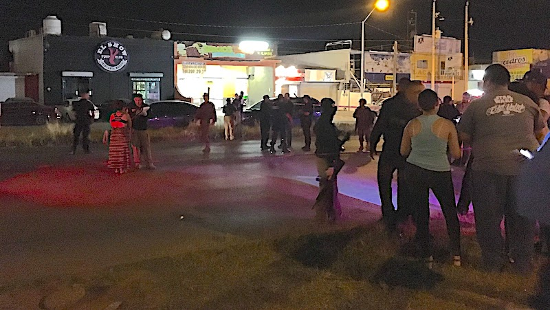 En Chihuahua, matan a 5 en bar Show Man