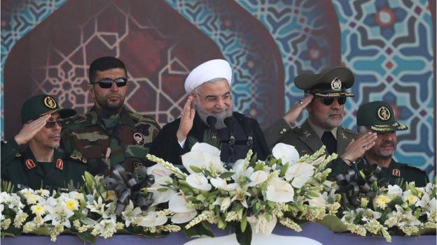 Ensayo de misil iraní pone en entredicho el acuerdo nuclear — Trump
